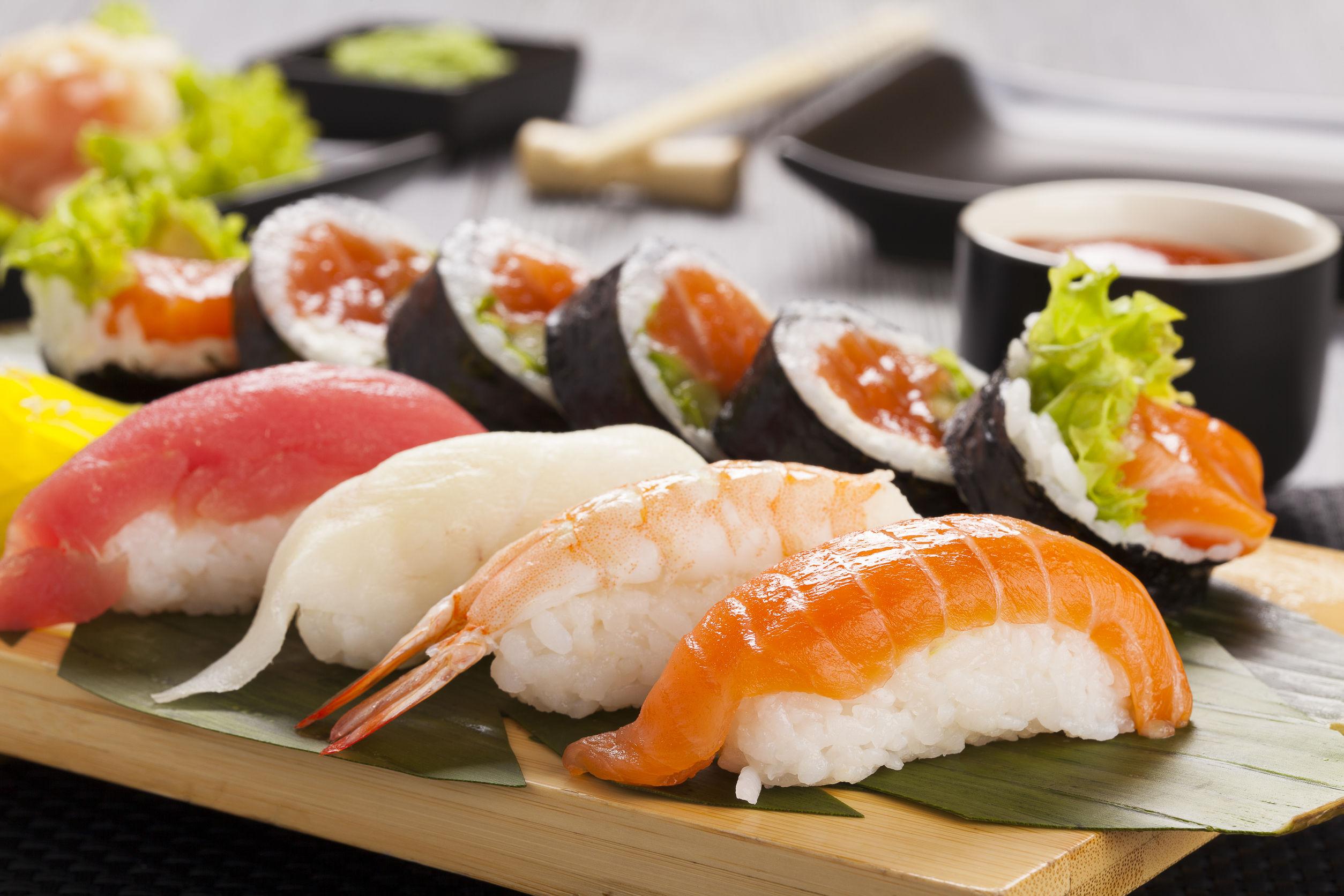 Il sushi, che passione