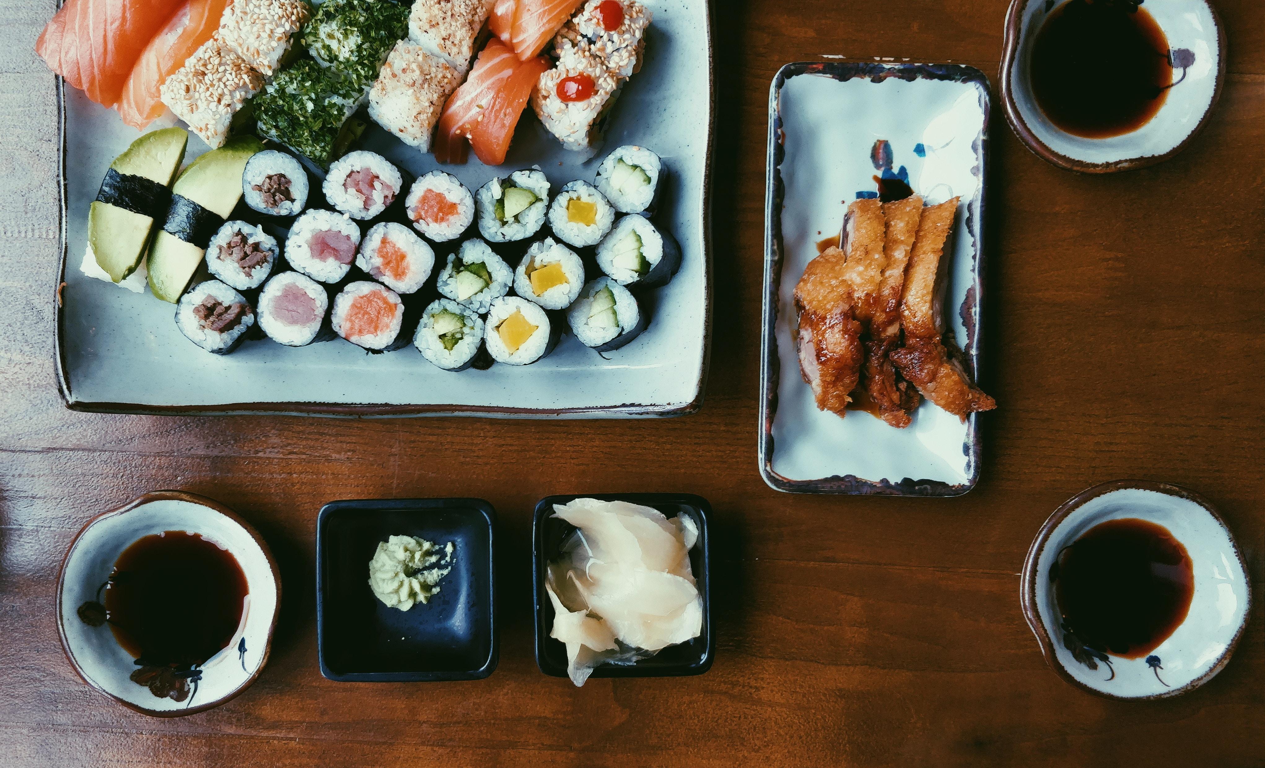 dizionario del sushi
