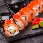 Calorie e valori nutrizionali del sushi