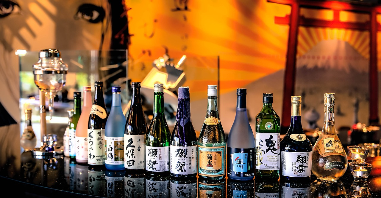 liquori giapponesi