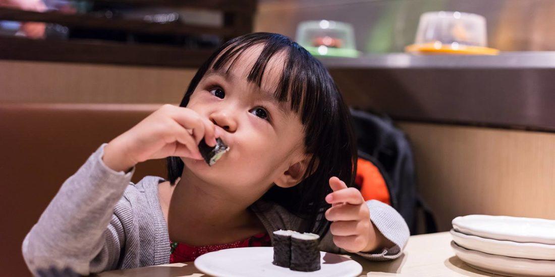 Il sushi è adatto ai bambini?