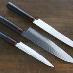I coltelli per il sushi non sono tutti uguali